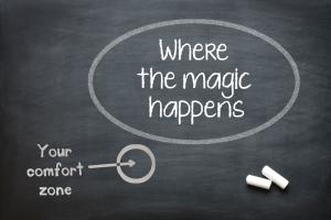 comfort-zone-magic-happens