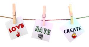 love-hate-create-image